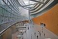 L'atrium du Forum international de Tokyo (Japon) (42013688604).jpg