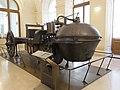 L0657 - Musée des Arts et Métiers - Fardier à vapeur Nicolas Joseph Cugnot - 1770.jpg