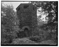 LAKE TAGHKANIC STATE PARK, STONE WATER TOWER, VIEW S. - Taconic State Parkway, Poughkeepsie, Dutchess County, NY HAER NY,14-POKEP.V,1-68.tif