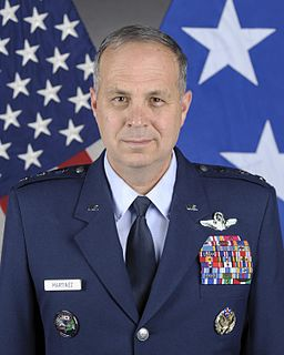 Jerry P. Martinez US Air Force officer (born c. 1964)
