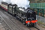 LMS Royal Scot class 4-6-0 No46100 'Royal Scot' (27160673349).jpg