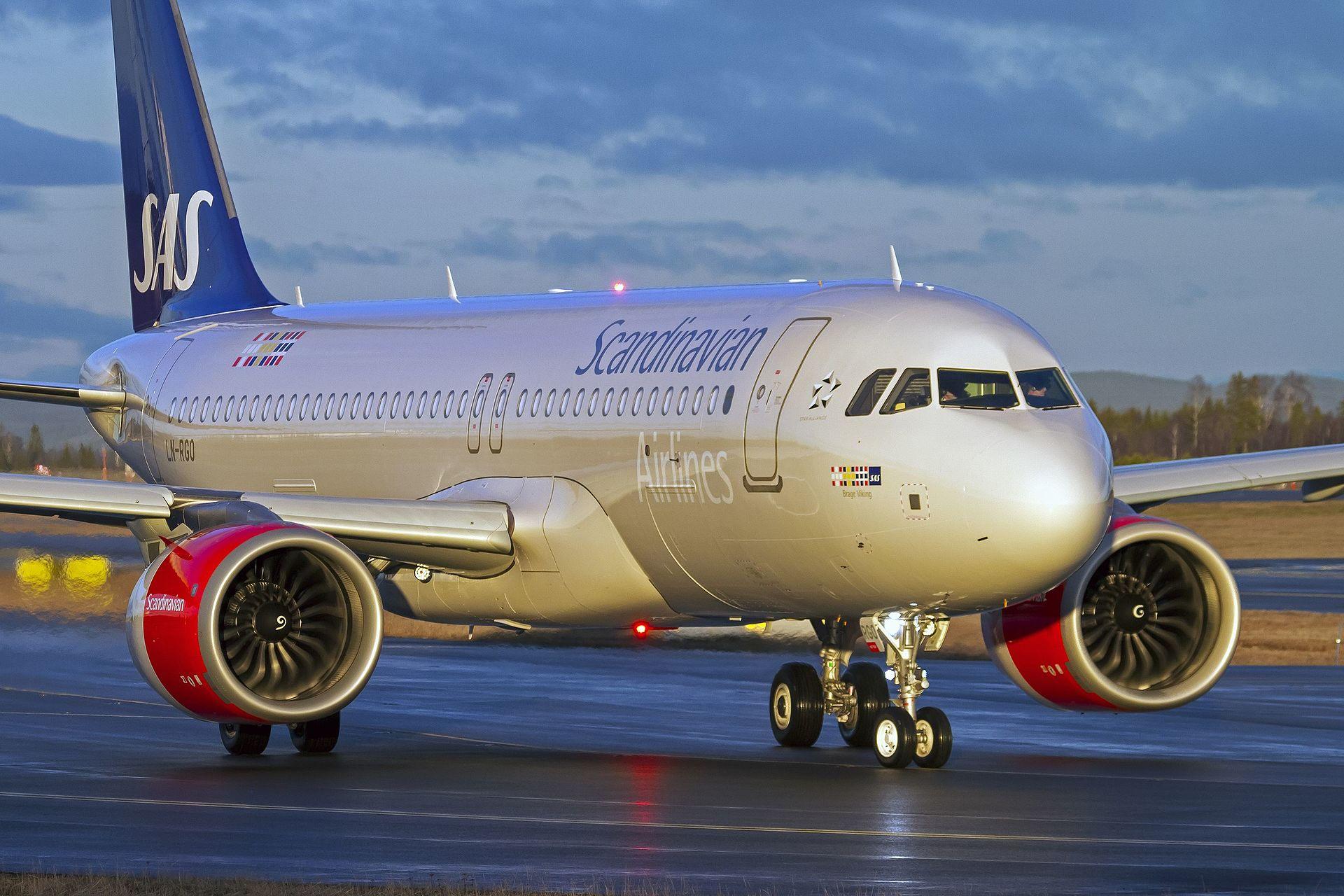 Europe's Biggest Airlines #14 SAS