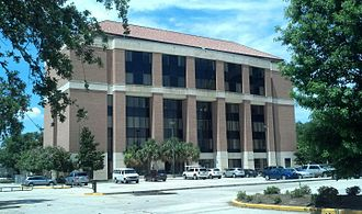LSU Tigers and Lady Tigers - LSU Athletics Administration Building