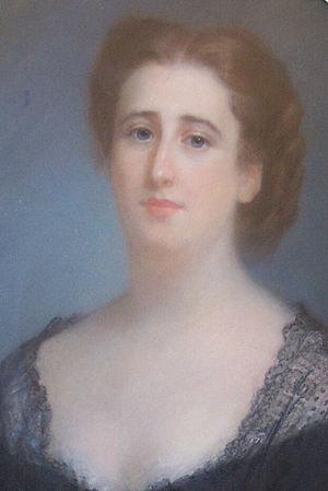 La Baronne Salomon de Rotschild - Charles Louis Gratia.jpg
