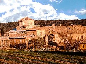 La Bastide-d'Engras - The Solan Monastery in La Bastide-d'Engras