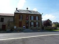 La Horgne (Ardennes) mairie et musée des Spahis.JPG