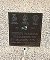 La Maddanela - Garibaldi - plaque.jpg