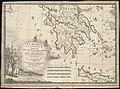 La Morea, la Livadia, e porzione della Tessaglia, e Dell Epiro con la parte occidentale dell arcipelago, V. Foglio della carta generale dell Ungheria e della Turchia Europea (5385393046).jpg