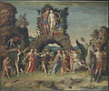 La Parnasse, by Andrea Mantegna, from C2RMF.jpg