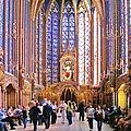 La Sainte Chapelle - avec le Christ en Majesté manquant.jpg