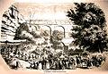 La farandole à la fête du Pont-du-Gard en 1854.JPG