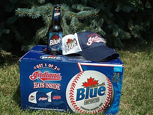 Labatt Brewing Company - A case of Labatt Blue
