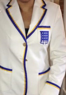 Lady Margaret Hall Boat Club Rowing Blazer