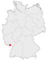 Lage der kreisfreien Stadt Pirmasens in Deutschland.png