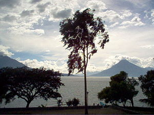 Sololá Department - Lake Atitlán from Panajachel