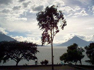 Sololá Department - Lake Atitlán from Panajachel