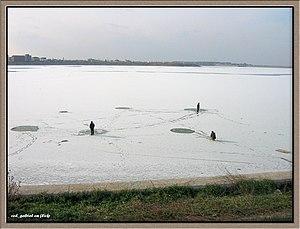 Lacul Morii - Image: Lake Morii, Bucharest