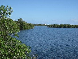 Lake Worth, Florida - Lake Worth Lagoon
