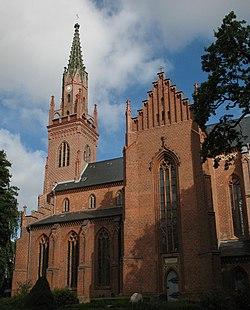 Lalendorf Schlieffenberg church.jpg