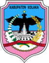 Official seal of Kolaka Regency