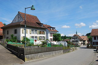 Place in Basel-Landschaft, Switzerland