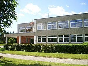 Lančiūnavos pagrindinė mokykla