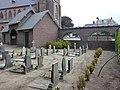 Landerd, Schaijk kerkhofmuur en toegangspoort 01.JPG