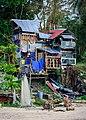 Langkawi Malaysia Fishermens-dwelling-at-Pantai-Pasir-Hitam-02.jpg
