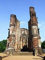 Lankathilaka polonnaruwa