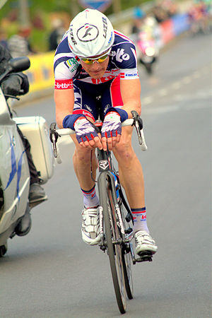 Lars Bak - Bak at the 2012 Giro d'Italia.