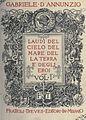 Laudi del cielo, del mare, del la terra e degli eroi De Carolis (1903).jpg