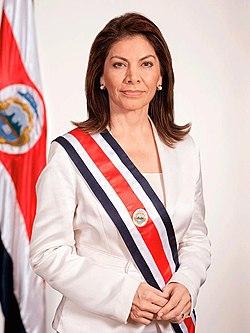 Laura Chinchilla - Wikipedia, la enciclopedia libre