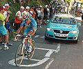 Laurent Lefèvre (Tour de France 2007 - stage 7) - 2.jpg
