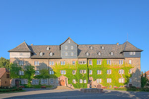 Lauterbach, Hesse - Lauterbach Chateau