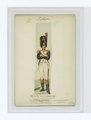 Le 112e de ligne (Belge) 1809. Companies de grenadiers. Officiers (NYPL b14896507-85470).tiff