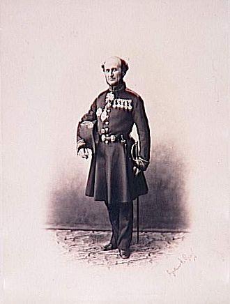 Henri Conneau - Photographic portrait of Doctor Conneau by Gustave Le Gray