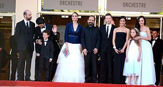 Asghar Farhadi - Farhadi in Cannes Film Festival