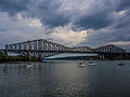 Le pont de Québec, de l'embouchure de la rivière Chaudière.jpg