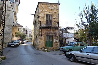 Brummana - Image: Lebanon January 2014 472