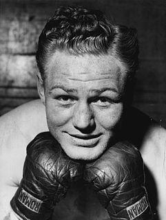 Lee Savold American boxer