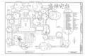 Leland Stanford House, 800 N Street, Sacramento, Sacramento County, CA HABS CAL,34-SAC,9- (sheet 2 of 9).png