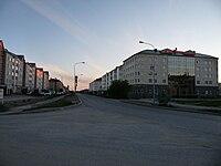 Lenin's St, Zapolarnaya Stolica, N-Mar.JPG