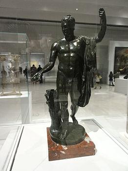 Lens - Inauguration du Louvre-Lens le 4 décembre 2012, la Galerie du Temps, n° 191.JPG