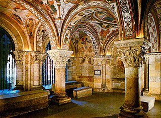 artistic style of Europe from approximately 1000 AD to the 13th century