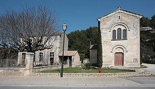 Beaumettes Commune in Provence-Alpes-Côte dAzur, France
