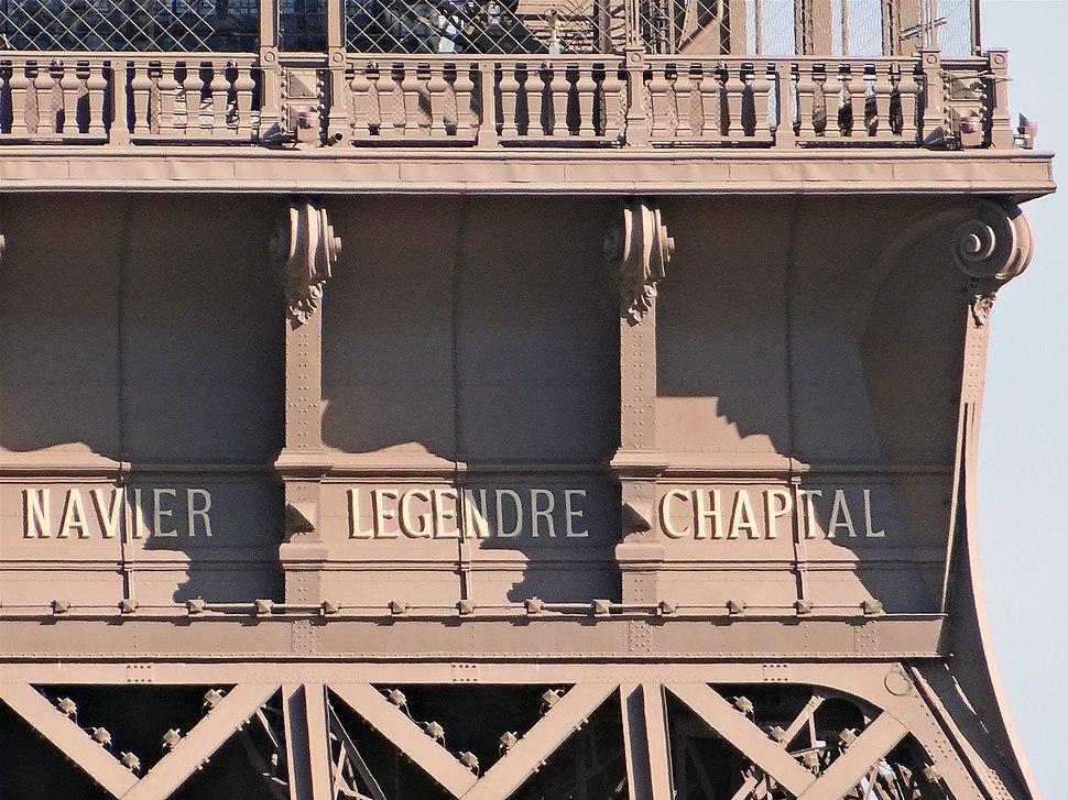 Les savants de la Tour Eiffel