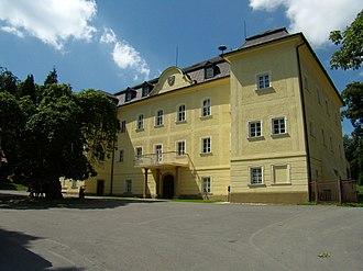 Lesná (Tachov District) - Lesná Castle
