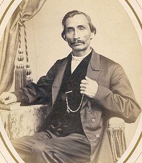 Lewis Downing Cherokee leader