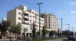 Shuafat - Shuafat Road