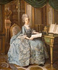 Portrait de Madame Sophie